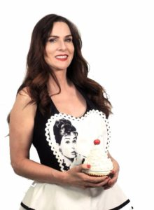 Cupcake queen Babe Scott