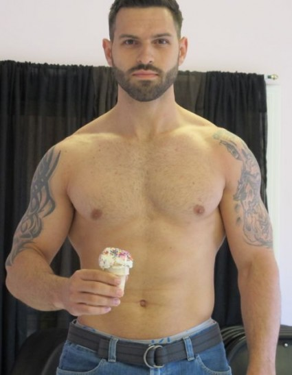 Man Candy and Cupcakes